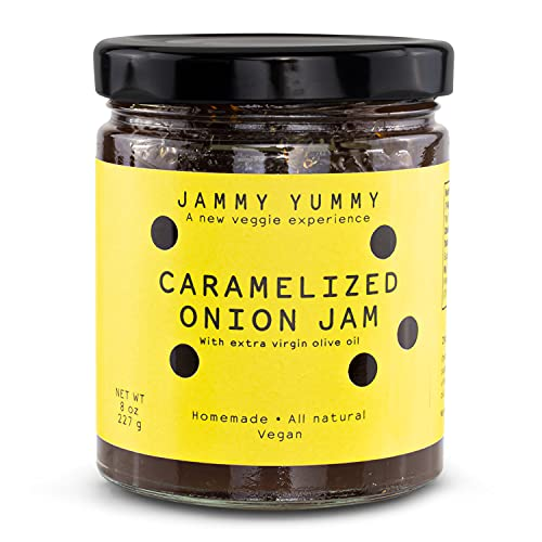 All Natural Caramelized Onion Jam