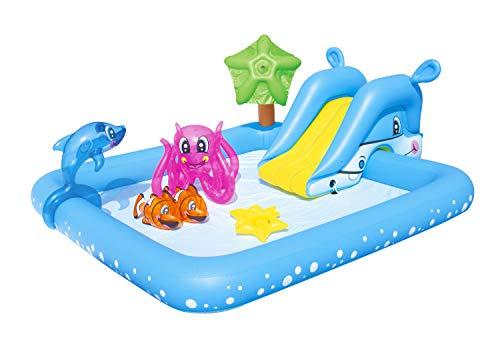Bestway Wasserspielcenter Aquarium 239 x 206 x 86 cm