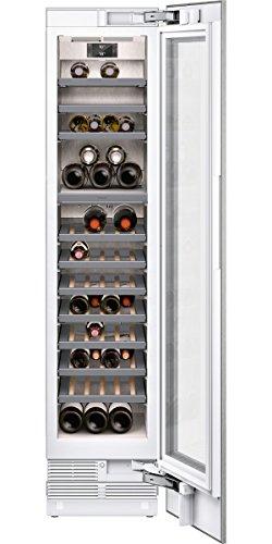 Gaggenau Cantina vino monoporta RW 414 364 con porta in vetro da 45,7cm