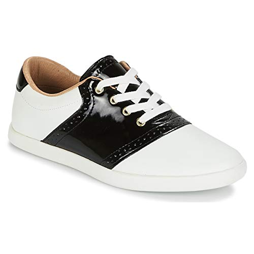 andr Lizzie Sneakers Donne Bianco - 37 - Sneakers Basse Shoes