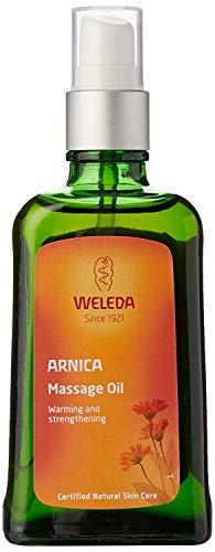 Weleda Muscle Massage Oil, Arnica, 3.4 Fl Oz (Pack of 1)...