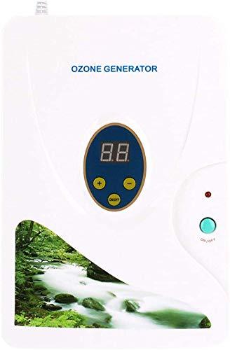 Ozonizzatore Timer Digitale Portatile Macchina di Disintossicazione Generatore di Ozono
