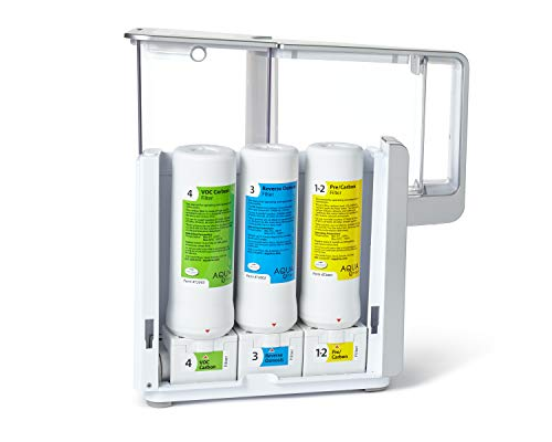 Product Image 6: AquaTru - Countertop Water Filtration Purification System with Perfect Minerals Drops - Exclusive 4-Stage Ultra Reverse Osmosis Technology (No Plumbing or Installation Required) | BPA Free