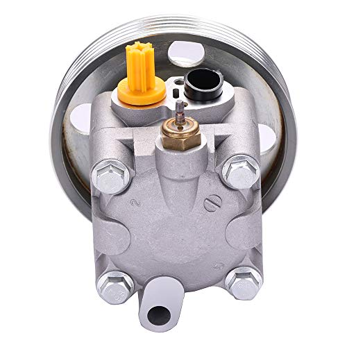 TUPARTS Power Steering Pump Fit for 2003-2006 Baja, 2000-2004 Legacy, 2000-2004 Outback Steering Pumps