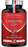 COENZYME Q10 200mg/jour - Puissant antioxydant 100% naturel - Protecteur...