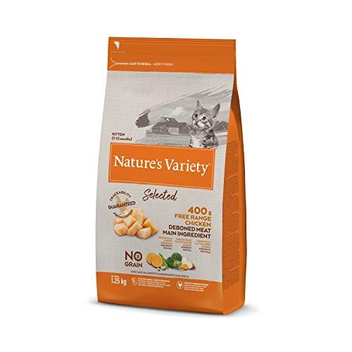 Nature's Variety Selected - Pienso para gatitos con pollo ca