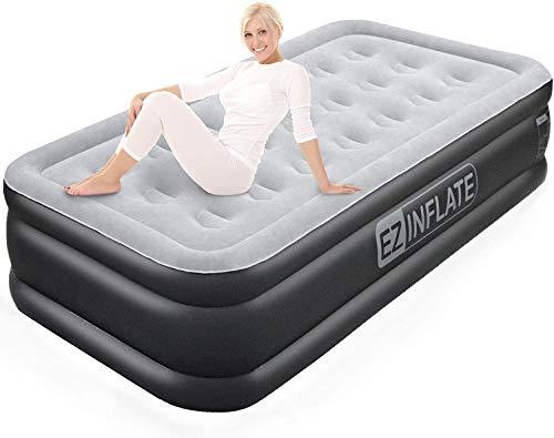 self-inflating camping air mattress
