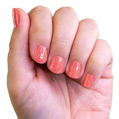 Color Street Nail Polish Strips Day by Day