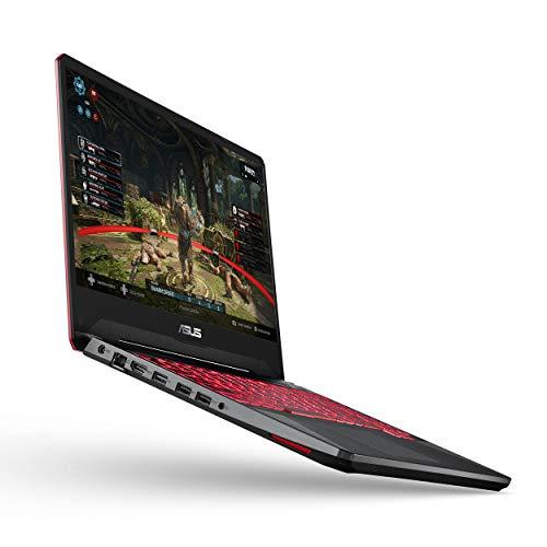 Asus TUF Gaming Laptop, 15.6 IPS Level Full HD, AMD Ryzen 5 3550H Processor, AMD Radeon Rx 560X, 8GB DDR4, 256GB PCIe Nvme SSD, Gigabit WiFi, Windows 10 - FX505DY-ES51