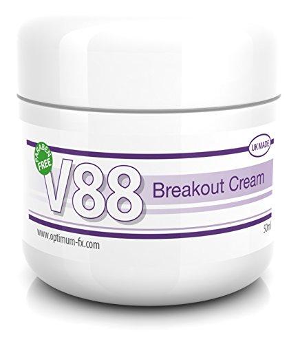 V88 Crema Para Brotes Con Ácido Salicílico Para Granos Pun