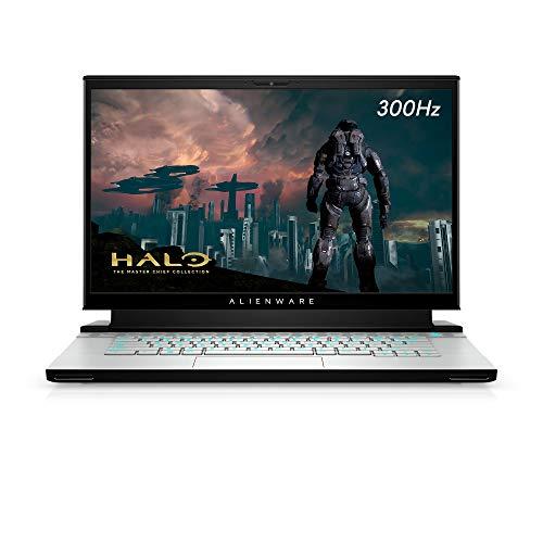 Alienware m15 R4, RTX 3080 15.6 inch Gaming Laptop FHD (Full HD) - Intel Core i7-10870H, 32GB DDR4 RAM, 1TB SSD, NVIDIA GeForce RTX 3080 8GB GDDR6, Windows 10 Home - Lunar Light (Latest Model)