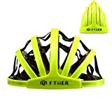 Ftiier Folding Helmet Bicycle...