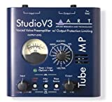ART TubeMPSTV3 Variable Valve Voicing Tube Mic Preamp With Limiter