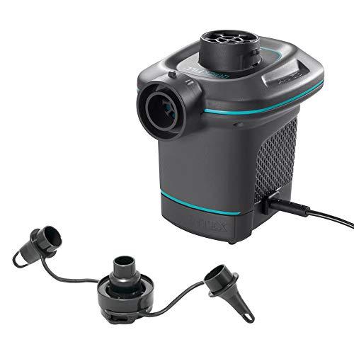 Intex 66640 Pompa Elettrica per Gonfiaggio / Sgonfiaggio (Uso Interno)