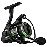 Piscifun Viper II Spinning Reel - 6.2:1 High Speed Fishing Reel, 10+1BB, Lightweight Ultra Smooth Tournament Spin Reels(2000 Series