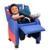 Homall Kids Recliner Chair, Lounge Furniture for Boys & Girls PU Leather Single Living Bed Room Chair Children Sofa...