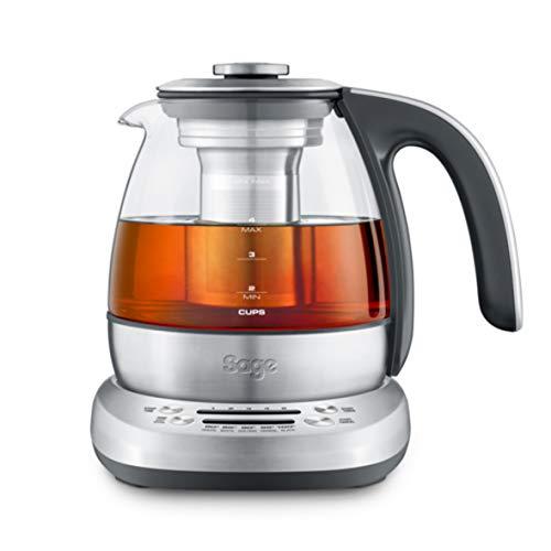 Sage Appliances STM500 the Smart Tea Infuser Compact, Teeautomat, 1 Liter