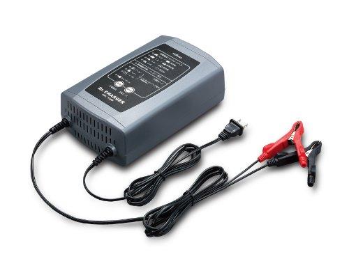 セルスターバッテリー充電器 DRC-1000 (フロート+サイクル充電)12Vバッテリー専用