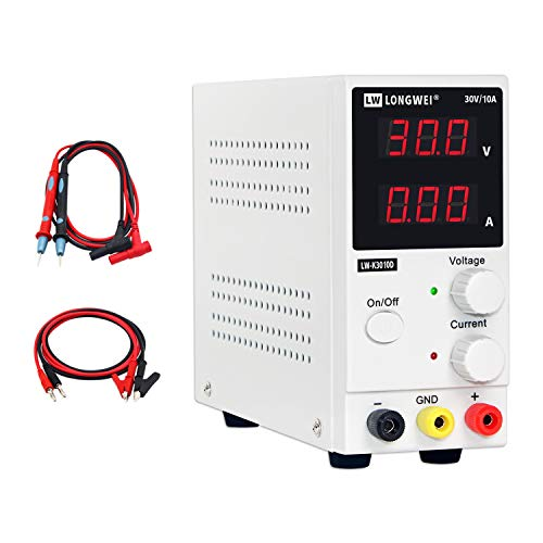 Adjustable Switching Regulated Power Supply Digital