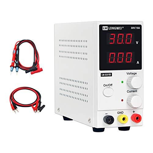Adjustable Switching Regulated Power Supply Digital