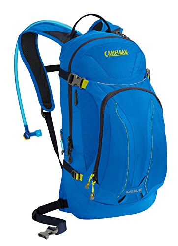 CamelBak M.U.L.E. Hydration Pack, Electric Blue