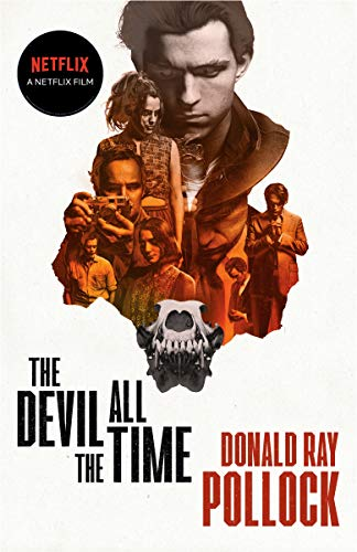 The Devil All the Time Kindle Edition