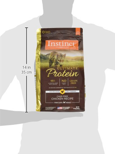 Product Image 12: Instinct Ultimate Protein Grain Free Cage Free Chicken Recipe Natural Dry <a href=