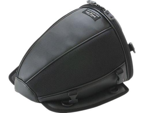 タナックス MOTOFIZZ シートバッグ 合皮ブラック MFK-109 (容量7ℓ)