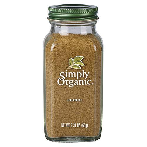 Simply Organic, Cumin, 2.31 oz