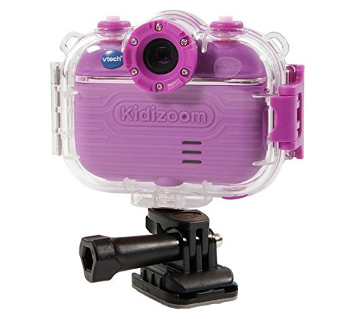 VTech KidiZoom - Custodia impermeabile Action Cam 180, colore: Rosa