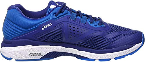 ASICS Men's Gt-2000 6 Running Shoes, Blue (Blue Print/Race Blue 400), 8.5 UK