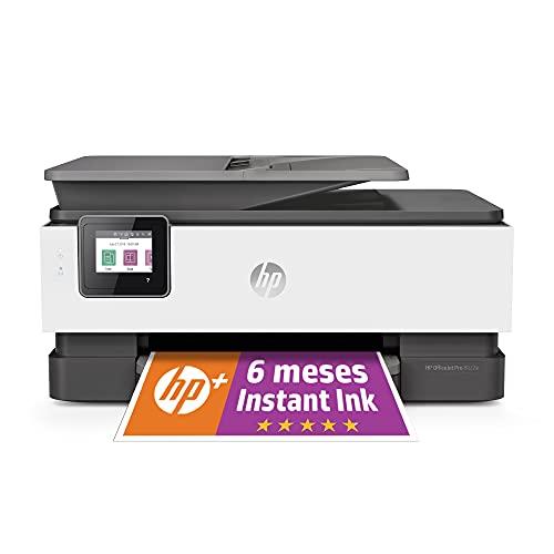 Impresora Multifunción HP OfficeJet Pro 8022e - 6 meses de...