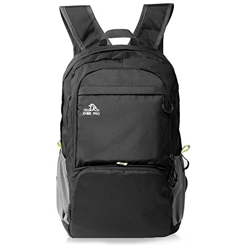 Cobiz Ultralight Packable Camping Zaino Escursionismo Daypack, 30L Pack Handy Pieghevole Laptop...