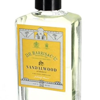 D.R.Harris & Co Sandalwood Aftershave 100ml by D.R.Harris & Co