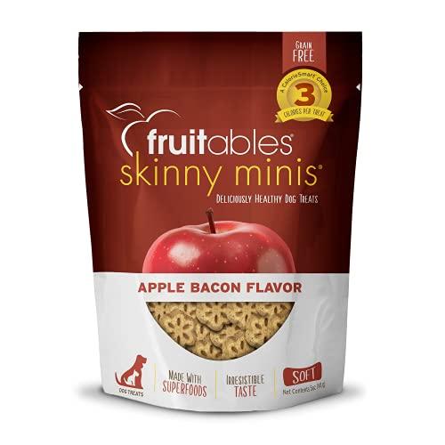 Fruitables Skinny Mini Dog Treats | Healthy Treats...