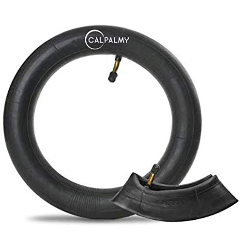 (2-Pack) 10'' x 1.95/2.25 Replacement Inner Tubes for Bike Schwinn Trike Roadster/Tricycle/BoB Revolution Motion/Xiaomi M365 - Made from BPA/Latex Free Premium Quality Butyl Rubber