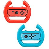 MoKo Nintendo Switch Wheel, Mario Kart Steering Wheels Controller Handle for Nintendo Switch Joy-con...