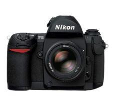 Nikon FAA410NA - Cámara réflex analógica, color plateado - sólo cuerpo
