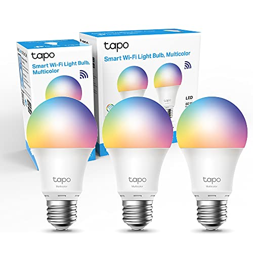 【NUEVO】TP-Link - Bombilla LED Inteligente, Bombilla WiFi,...