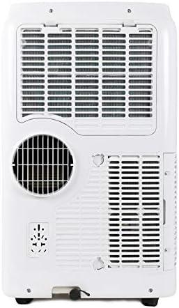 BLACK+DECKER BPACT14WT Portable Air Conditioner with Remote Control, 7,700 BTU DOE (14,000 BTU ASHRAE), Cools Up to 350 Square Feet, White 22