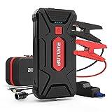 BuTure Booster Batterie, 1600A 20000mAh Portable Jump Starter (Jusqu'à 8L...