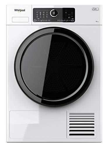 Whirlpool ST U 92E EU - Asciugatrice a Pompa di Calore 9 Kg, Classe A++, Condensazione