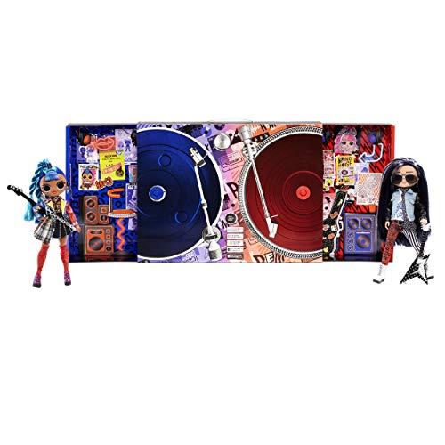 Image 1 - LOL Surprise OMG Remix Poupée Mannequin - A Collectionner - Vêtements de Mode & Accessoires - Rocker Boi & Punk Grrl - 2 Paquets