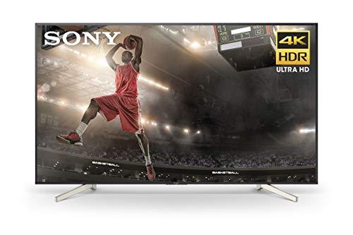 Sony XBR85X850F 85-Inch 4K Ultra HD Smart LED TV (2018 Model)