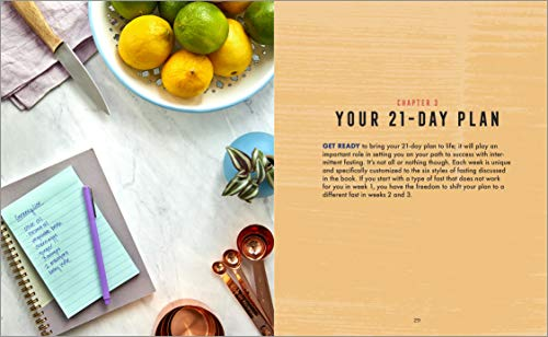 The 21-Day Intermittent Fasting Weight Loss Plan: Recipes, Meal Plans, and Exercises for a Healthier You 7