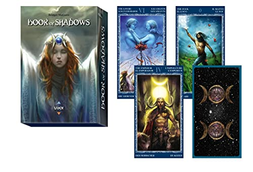 Book of Shadows Vol 1 Tarot Cards Fortune Telling Divination...