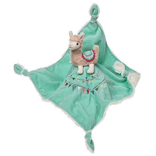 Mary Meyer Baby Lily Llama Character Blanket