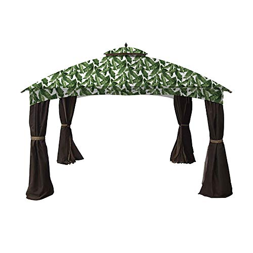 Allen Roth Gazebo Replacement Parts:Replacement gazebo canopy