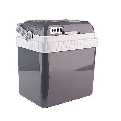 Auto Companion Elektrische Kühlbox, kühlt und wärmt, tragbar, 24 l, 240...