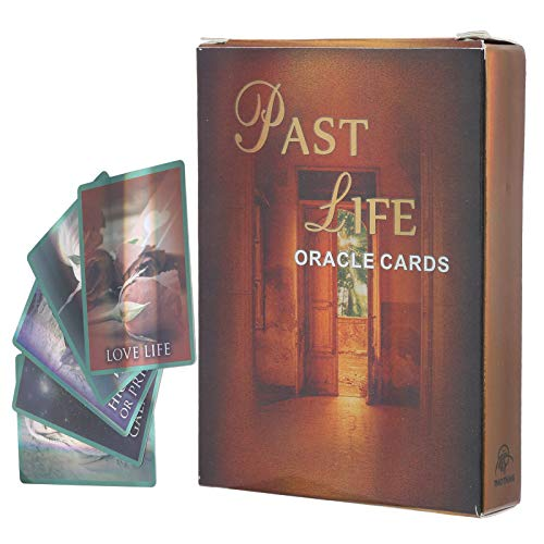 Junlucki Tarot Cards Deck | Hologram Paper Divination Card |...